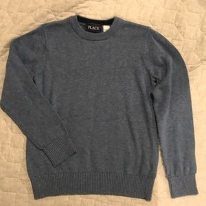 Children's Place Size 5/6 Blue Sweater